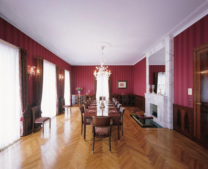 Villa Dahlem prof hans kollhoff architekten