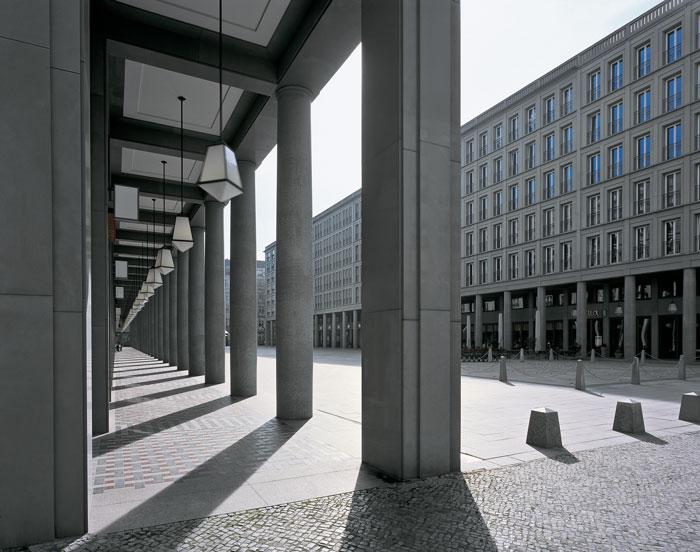 Prof Hans Kollhoff Architekten