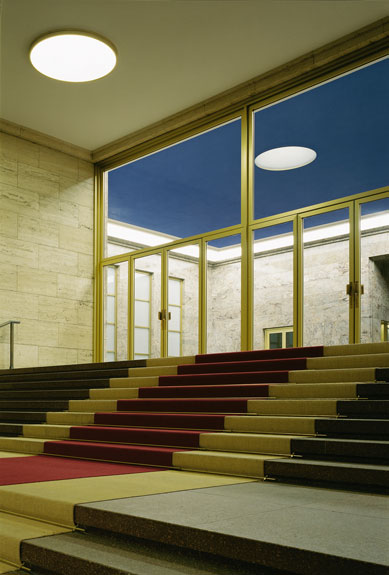 Renovation of the Former Seat of the Reichsbank for the Ministry of Foreign Affairs